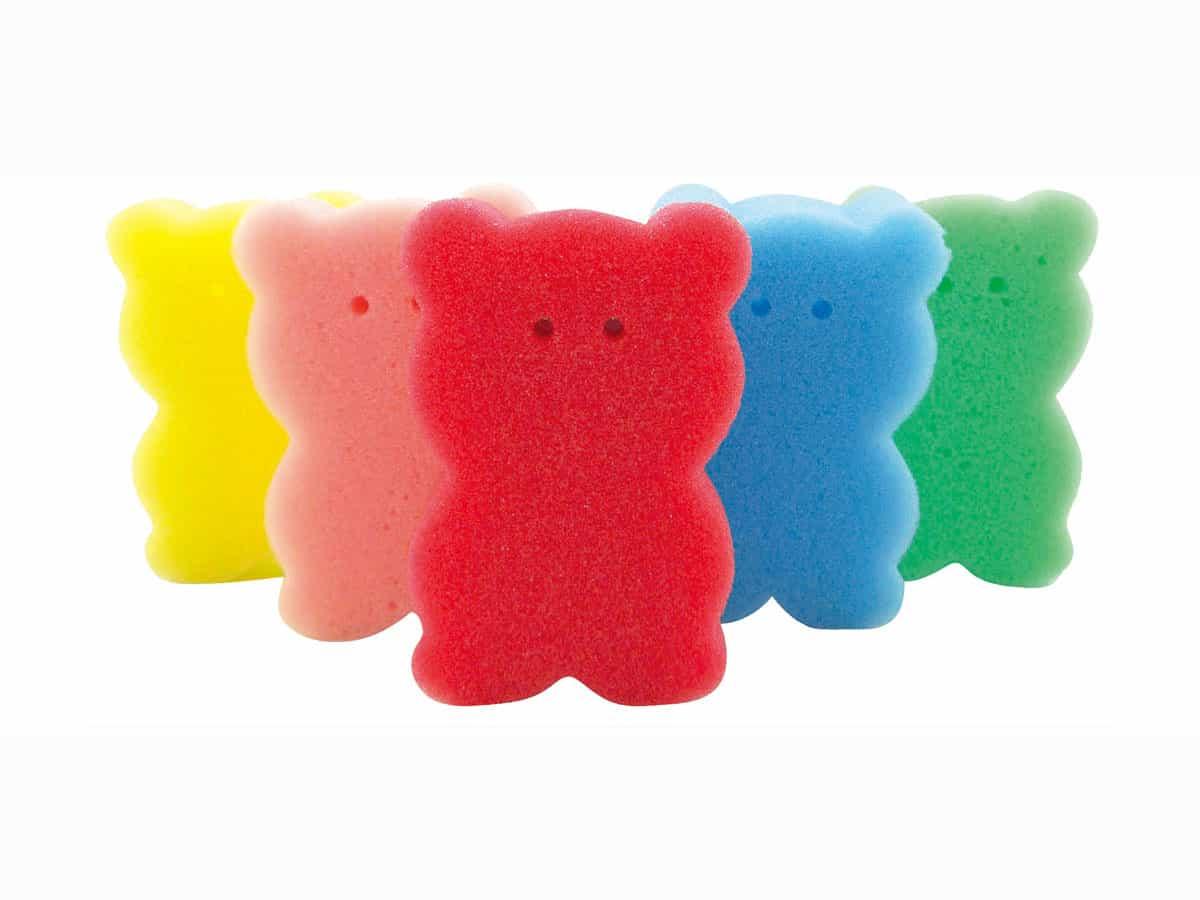 クマさんスポンジ1個品番:2203614-UT