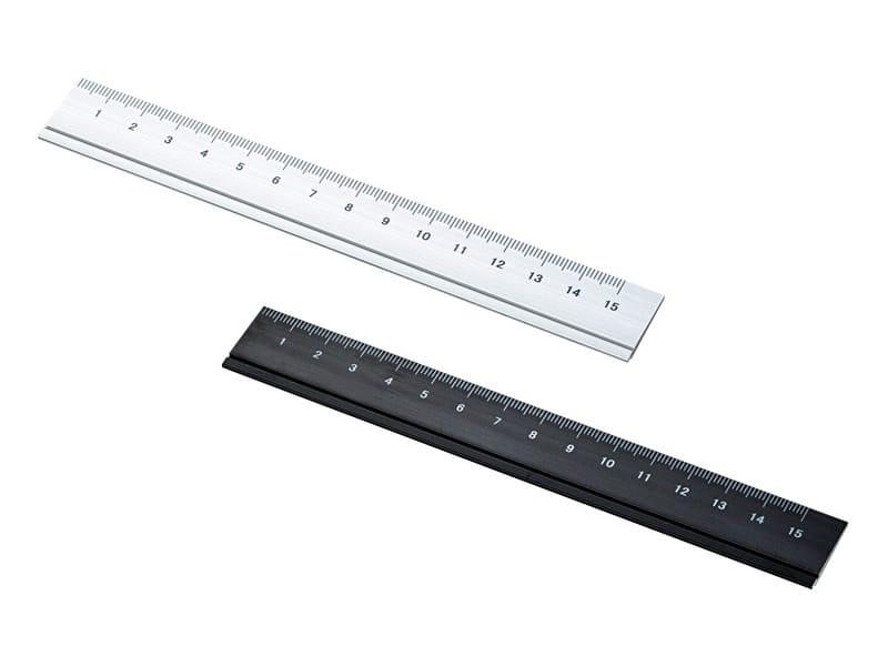 アルミ製定規(15cm)